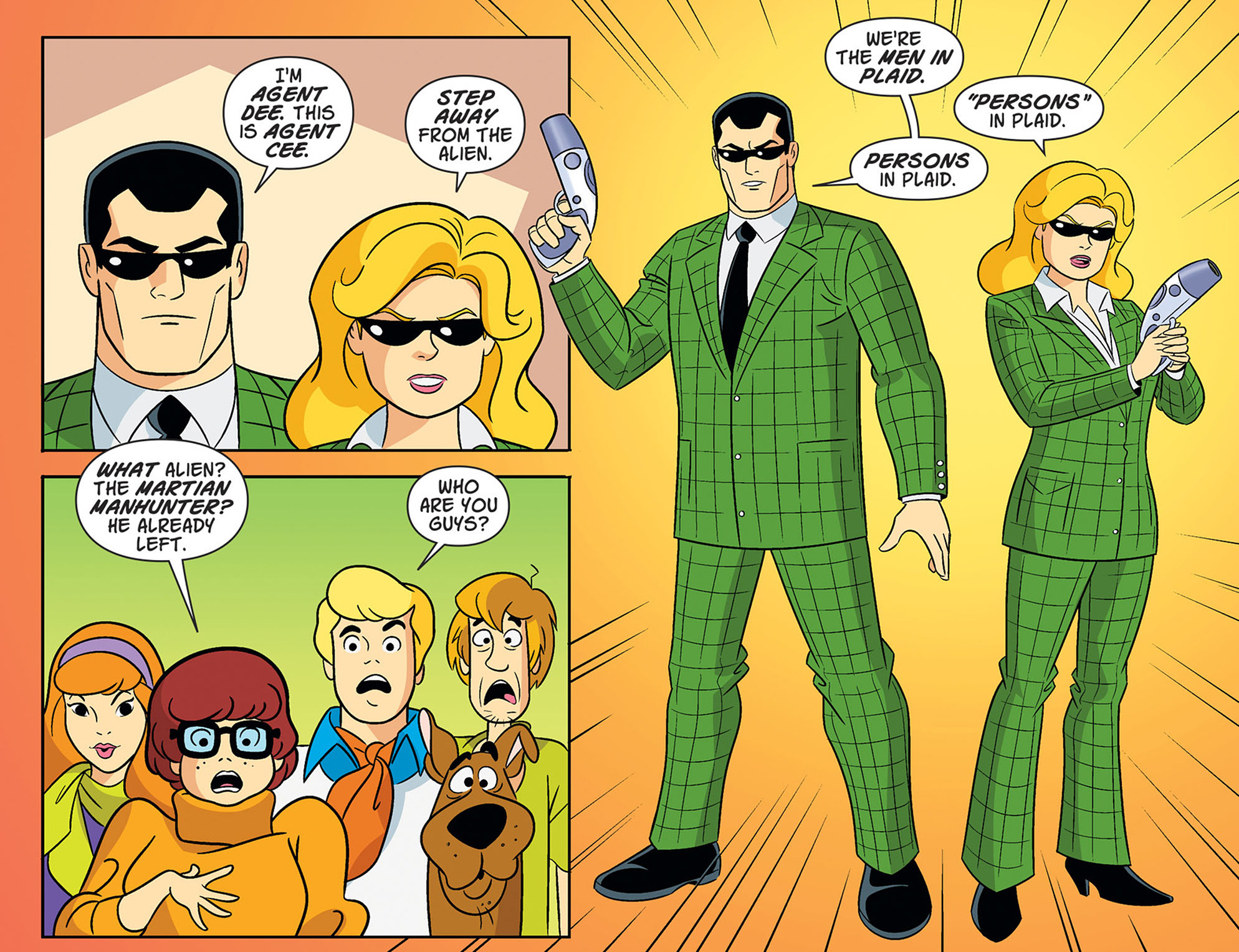 Read online Scooby-Doo! Team-Up comic -  Issue #47 - 10