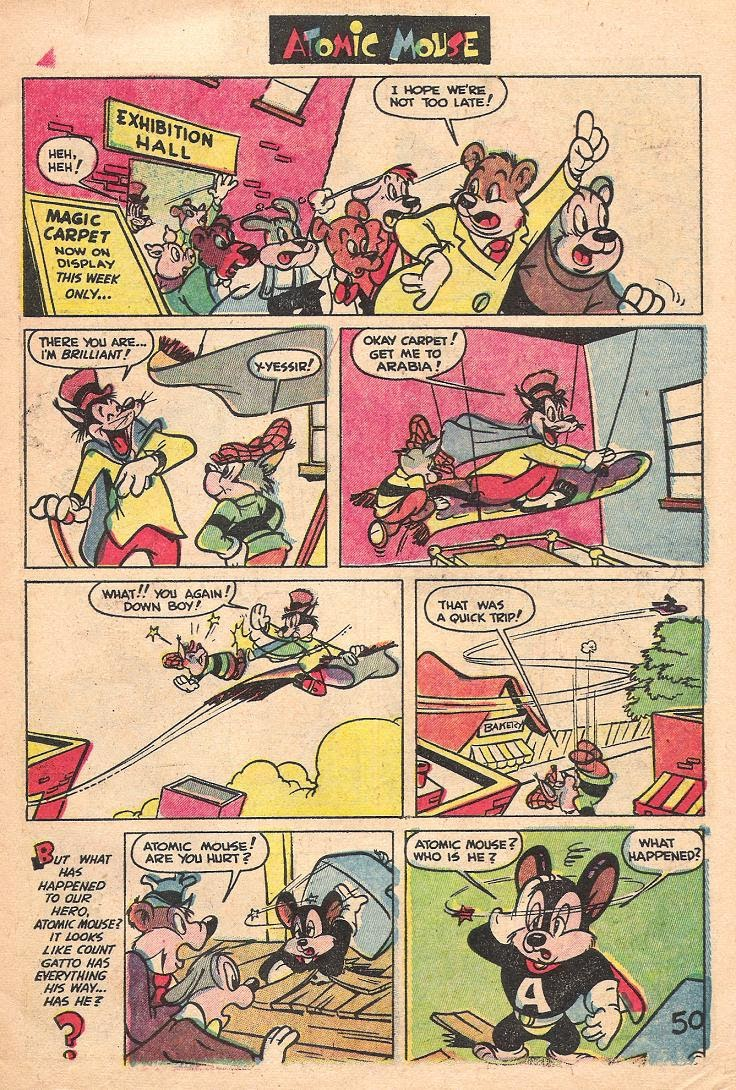 Atomic Mouse issue 3 - Page 7