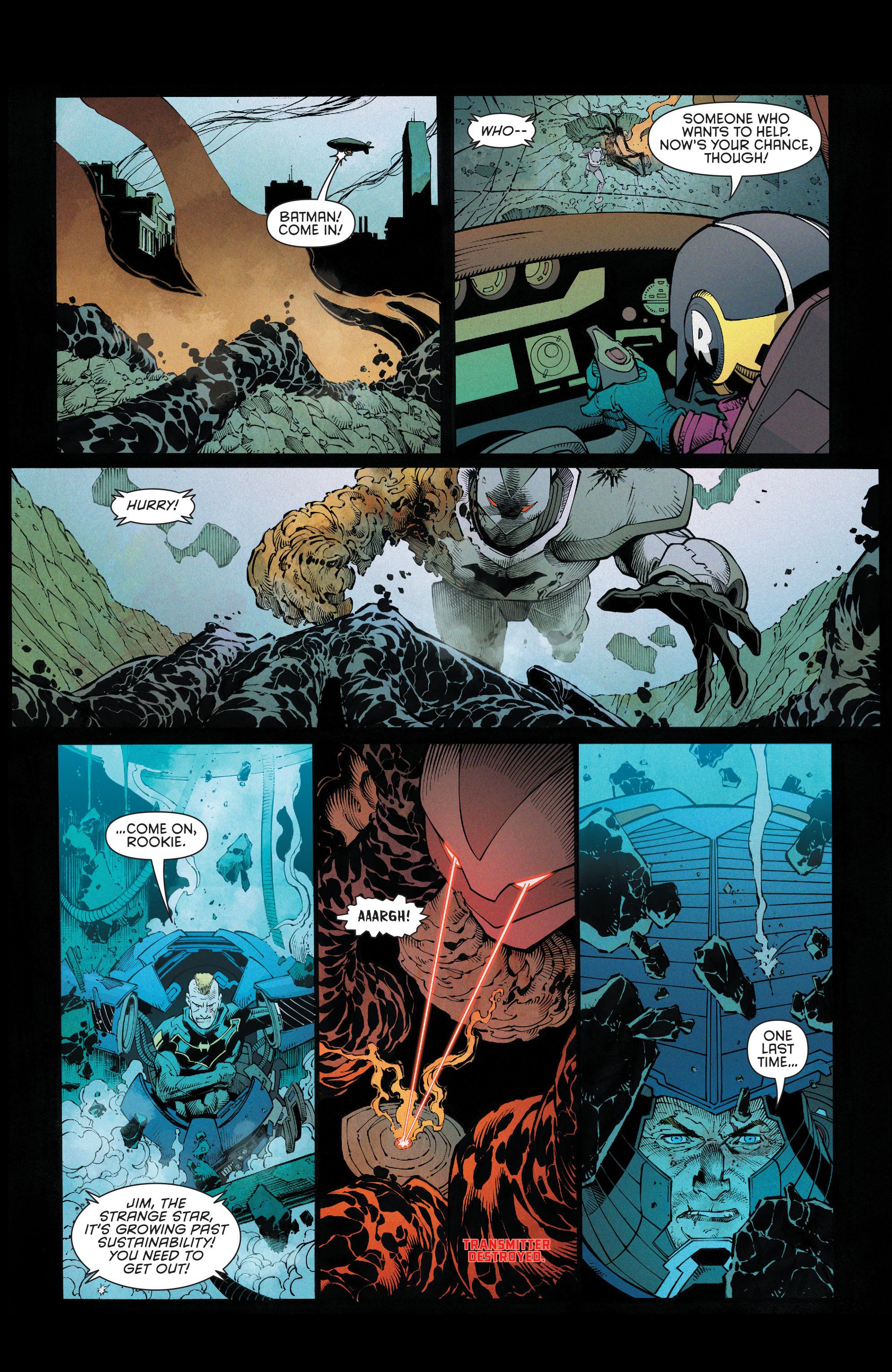 Read online Batman (2011) comic -  Issue # _TPB 9 - 123