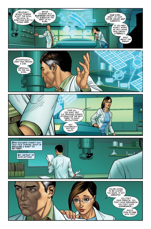Read online Fantastic Four: Season One comic -  Issue # TPB - 8
