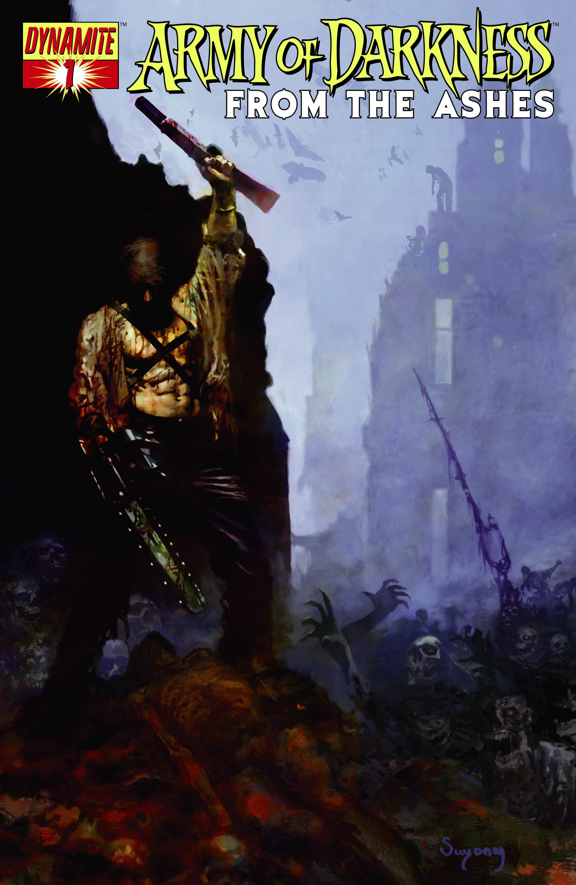 Read online Army of Darkness: From the Ashes comic -  Issue #Army of Darkness: From the Ashes TPB - 5