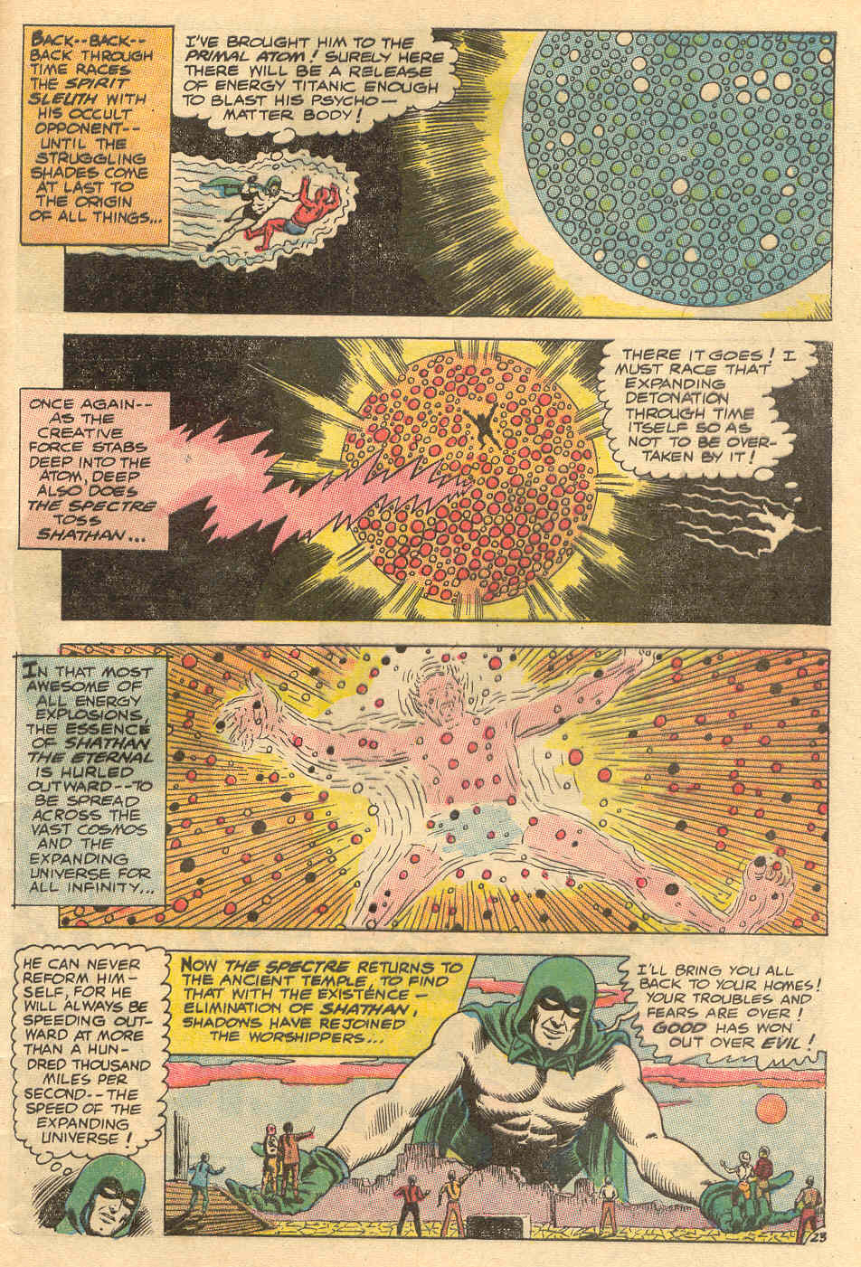 Read online Adventure Comics (1938) comic -  Issue #492 - 96