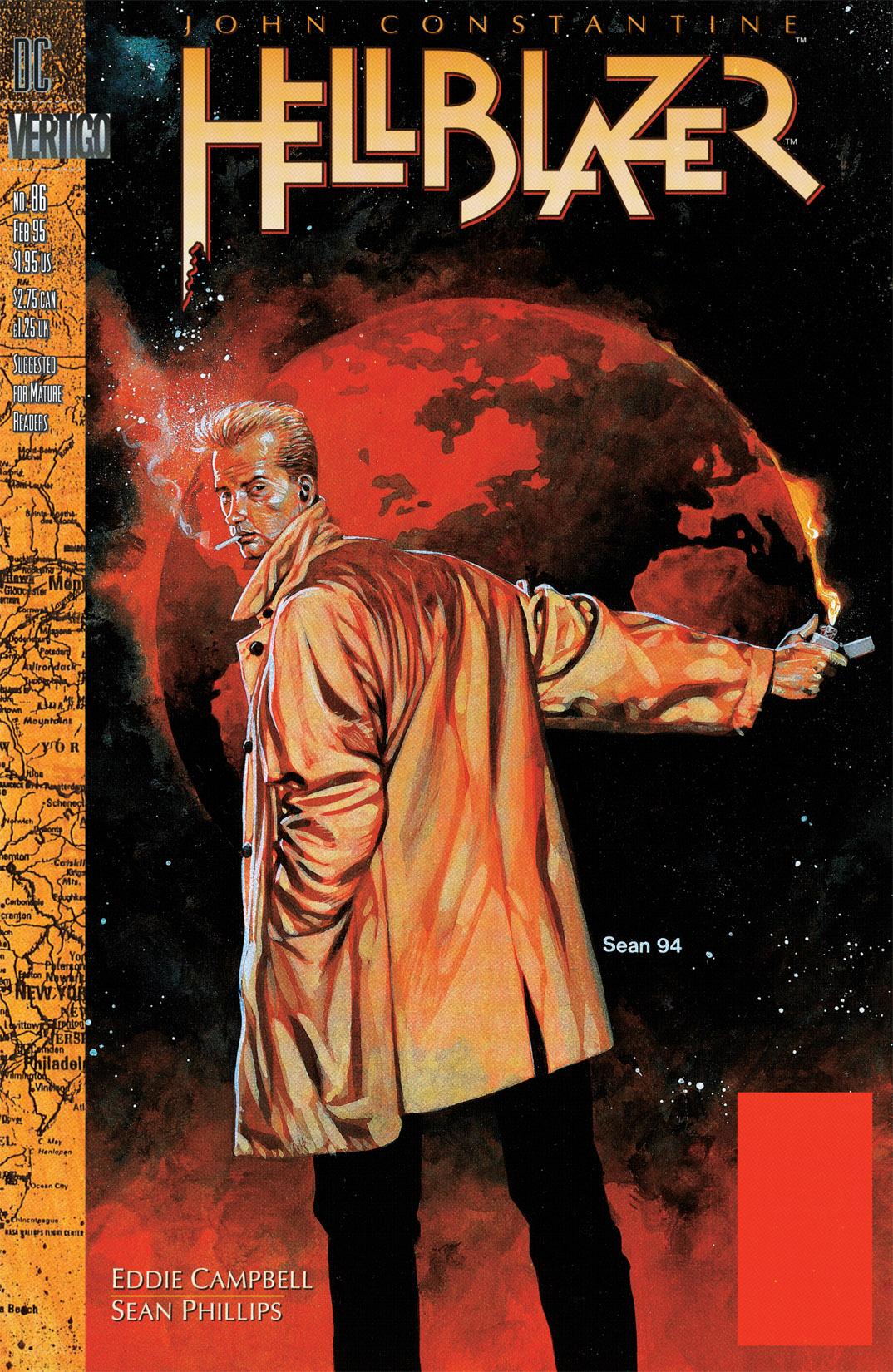 Hellblazer issue 86 - Page 1