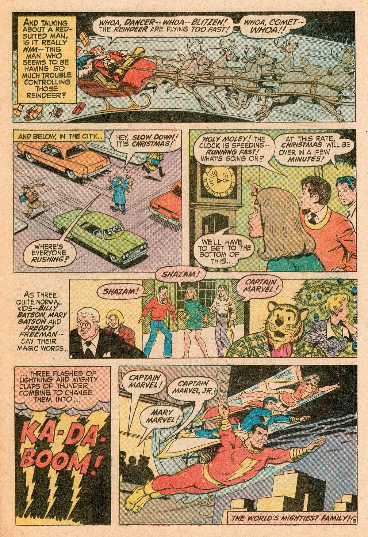 Read online Shazam! (1973) comic -  Issue #11 - 17