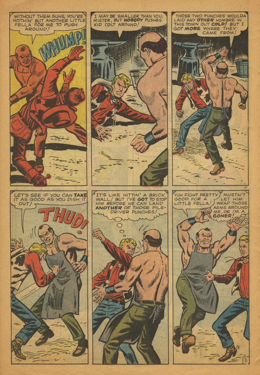 Kid Colt Outlaw issue 97 - Page 30