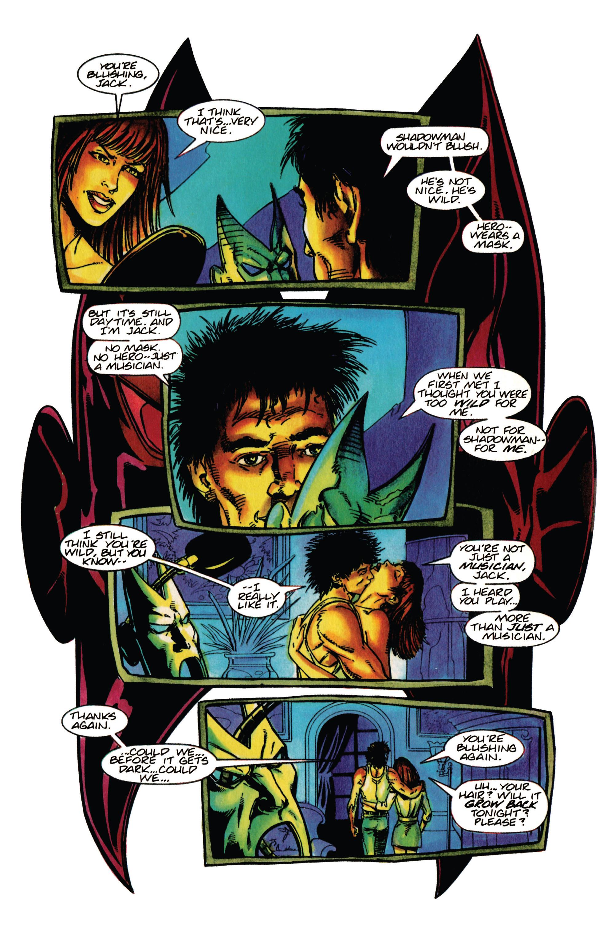 Read online Shadowman (1992) comic -  Issue #31 - 8