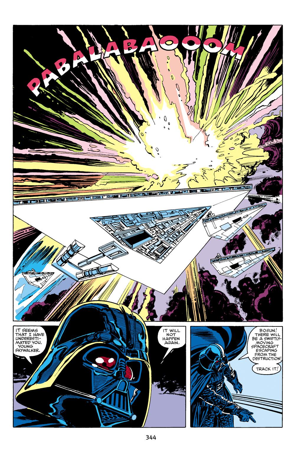 Read online Star Wars Omnibus comic -  Issue # Vol. 16 - 338