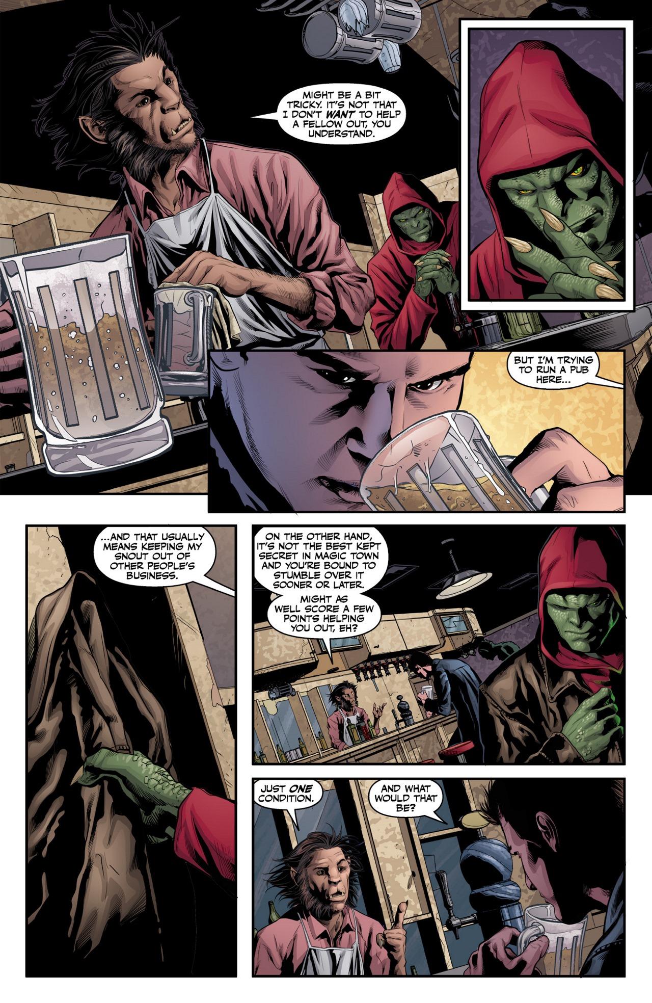 Read online Angel & Faith Season 10 comic -  Issue #2 - 11