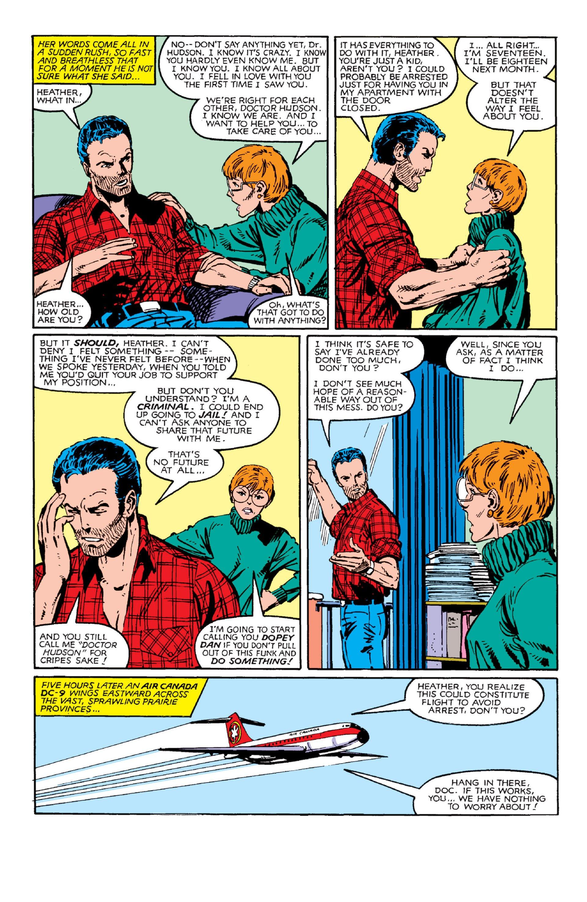 Read online Alpha Flight (1983) comic -  Issue #3 - 19