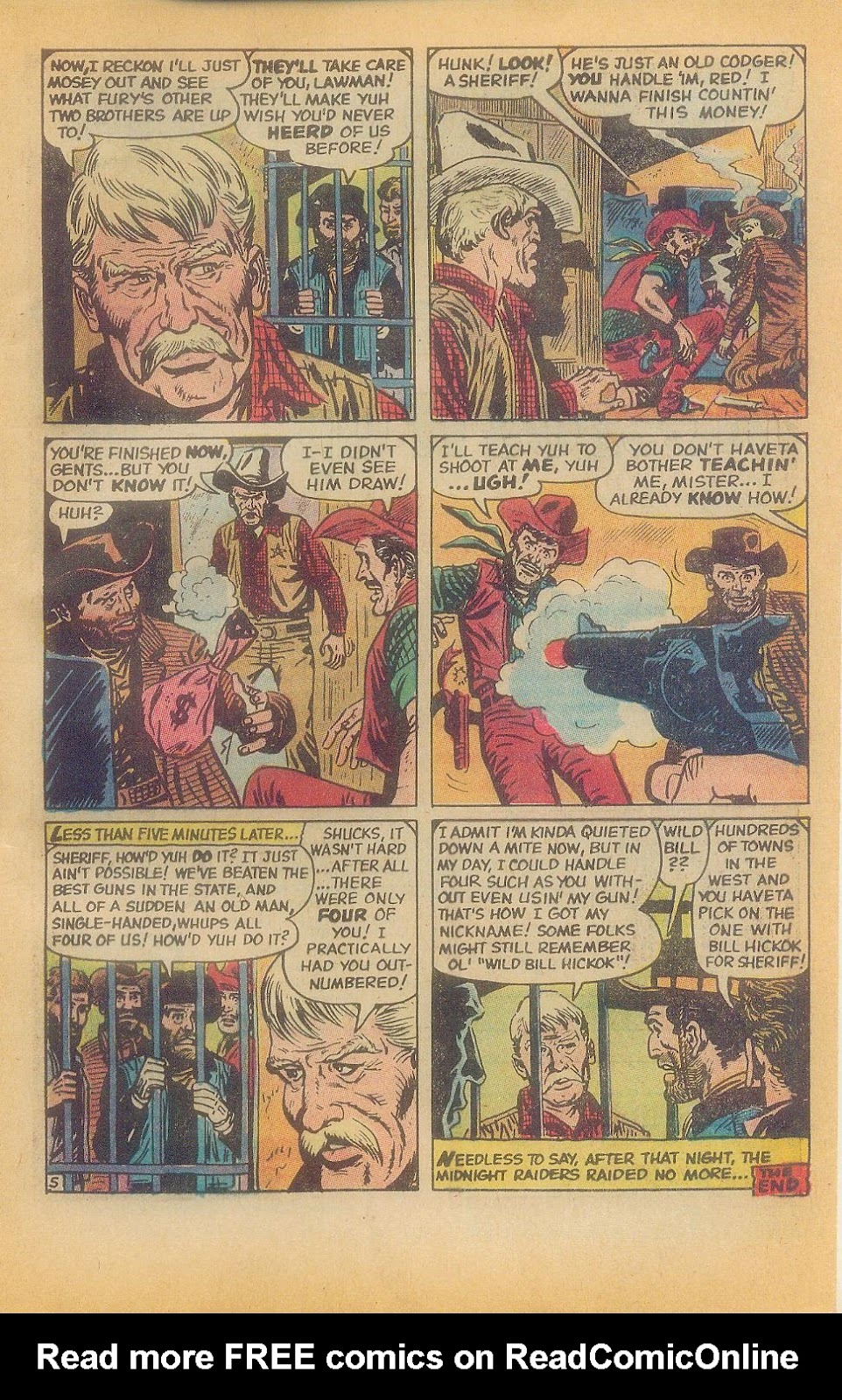 The Rawhide Kid (1955) issue 92 - Page 49
