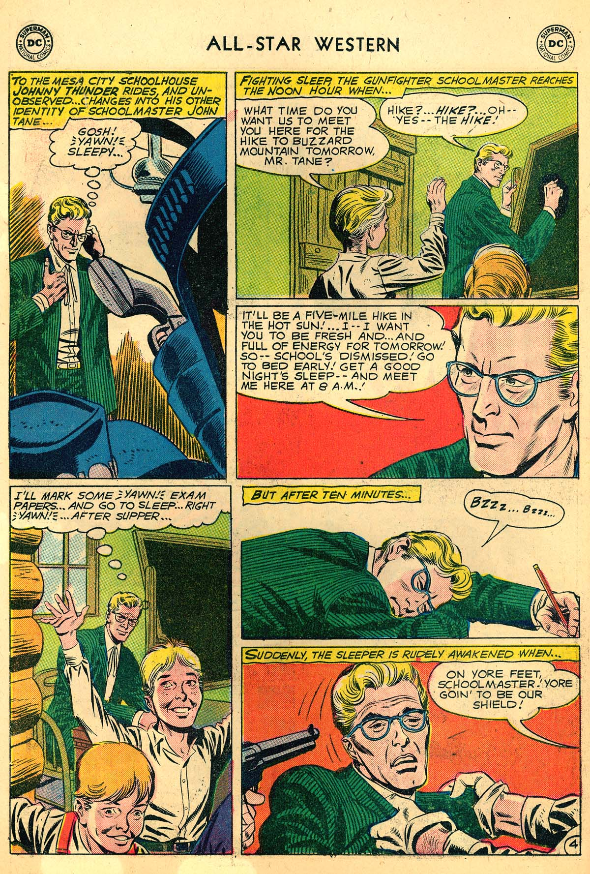 Read online All-Star Western (1951) comic -  Issue #110 - 6