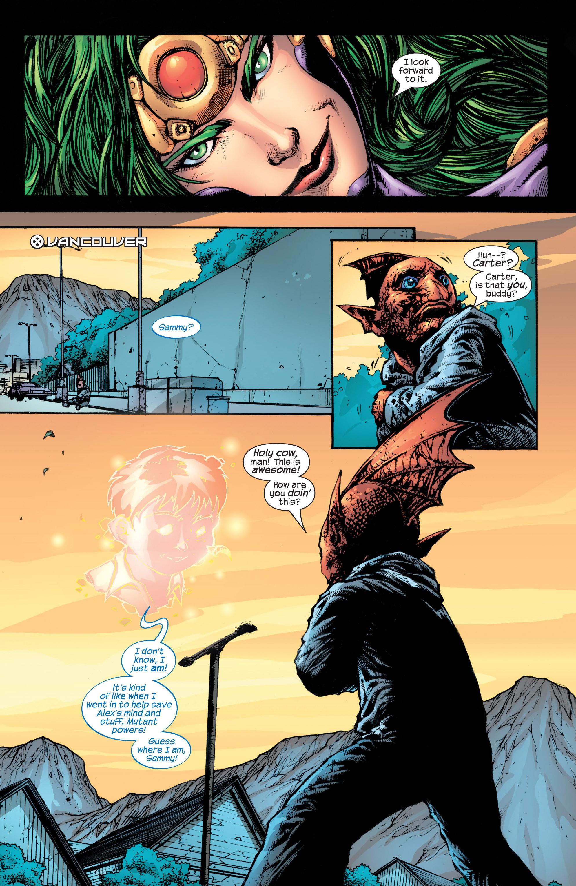Read online Uncanny X-Men (1963) comic -  Issue #430 - 9