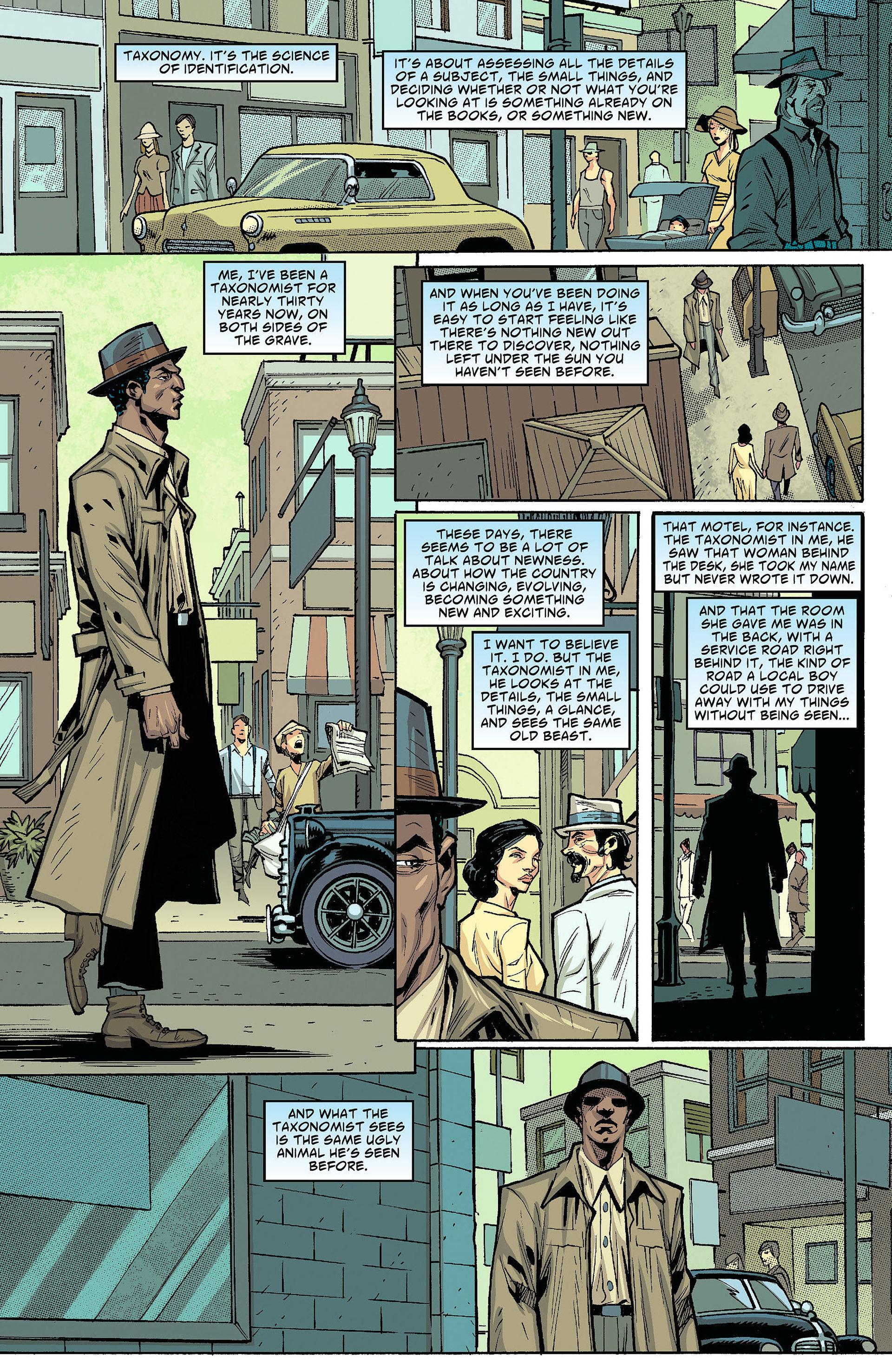 Read online American Vampire comic -  Issue #26 - 7