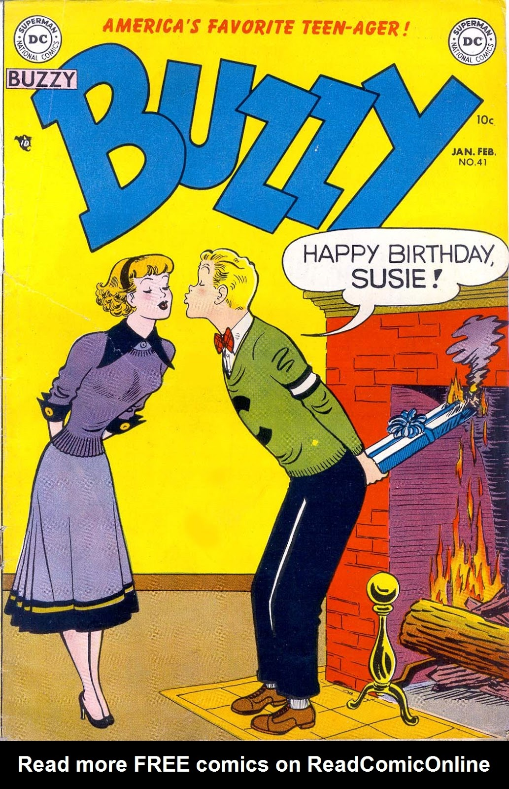 Buzzy issue 41 - Page 1