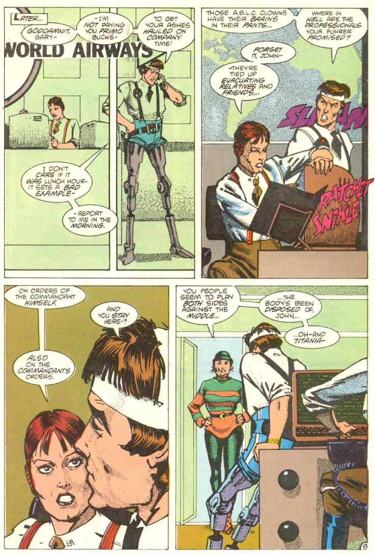 Read online American Flagg! comic -  Issue #12 - 10