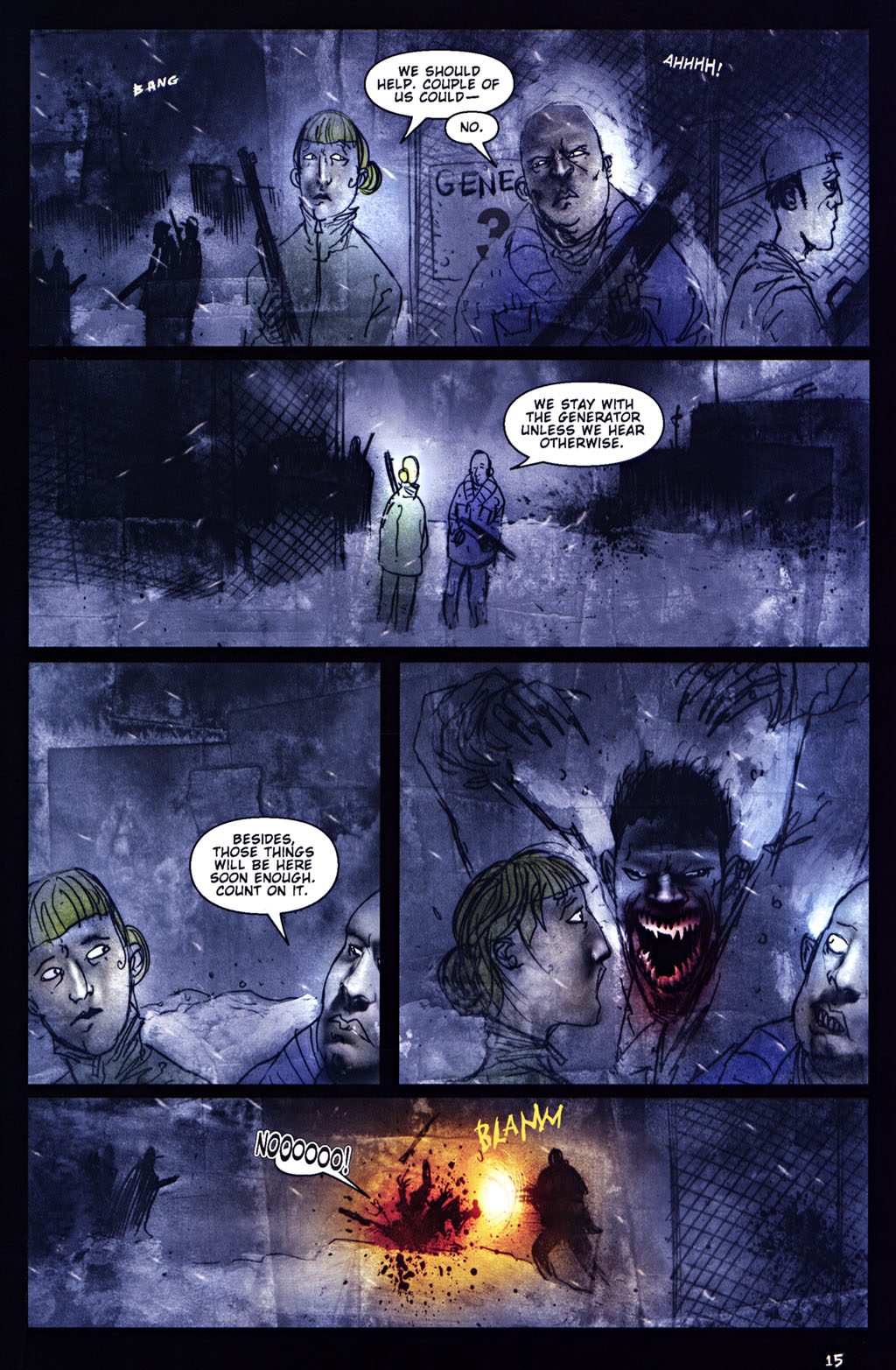 Read online 30 Days of Night: Return to Barrow comic -  Issue #5 - 16