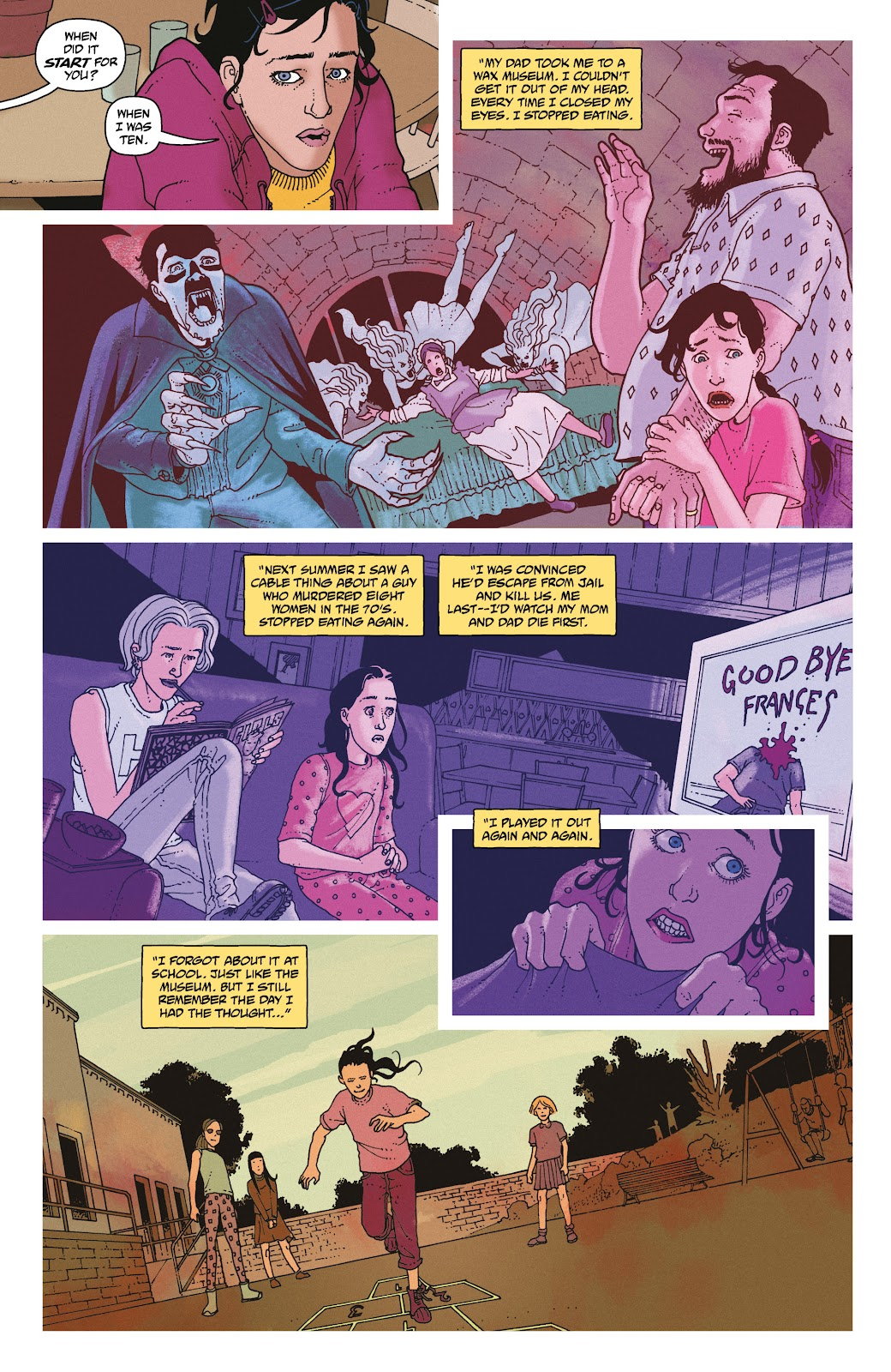 Read online She Could Fly comic -  Issue # _TPB - 112