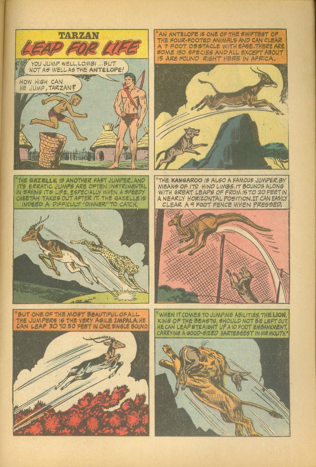 Tarzan (1962) issue 160 - Page 27