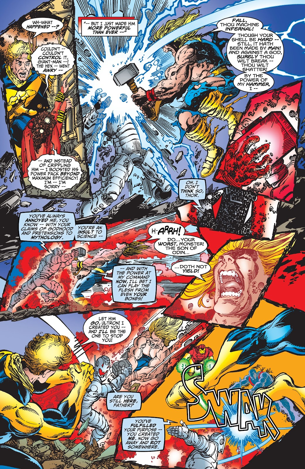 Avengers (1998) issue TPB 2 (Part 4) - Page 17