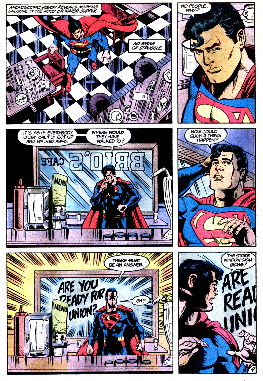 Read online Adventures of Superman (1987) comic -  Issue #Adventures of Superman (1987) _Annual 1 - 10