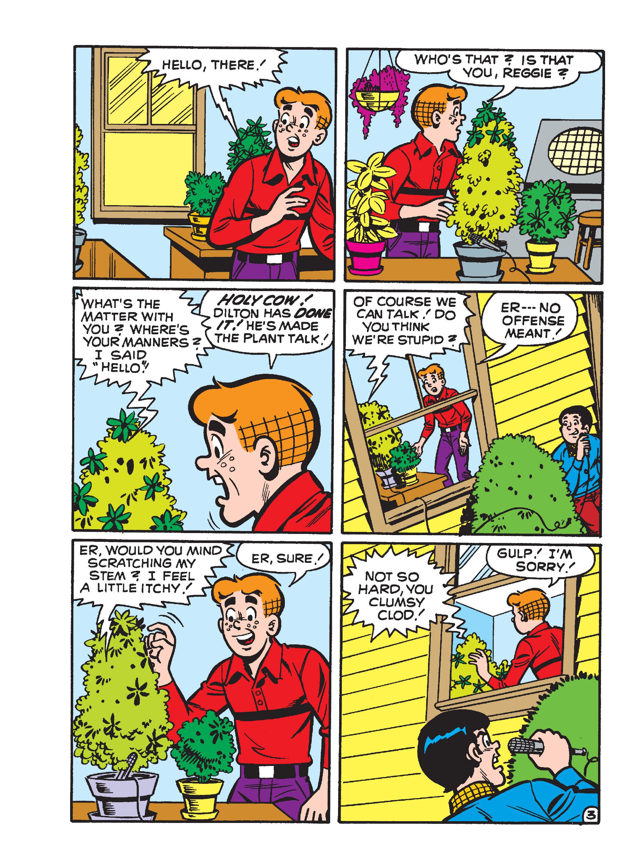 Read online Archie Giant Comics Collection comic -  Issue #Archie Giant Comics Collection TPB (Part 1) - 202