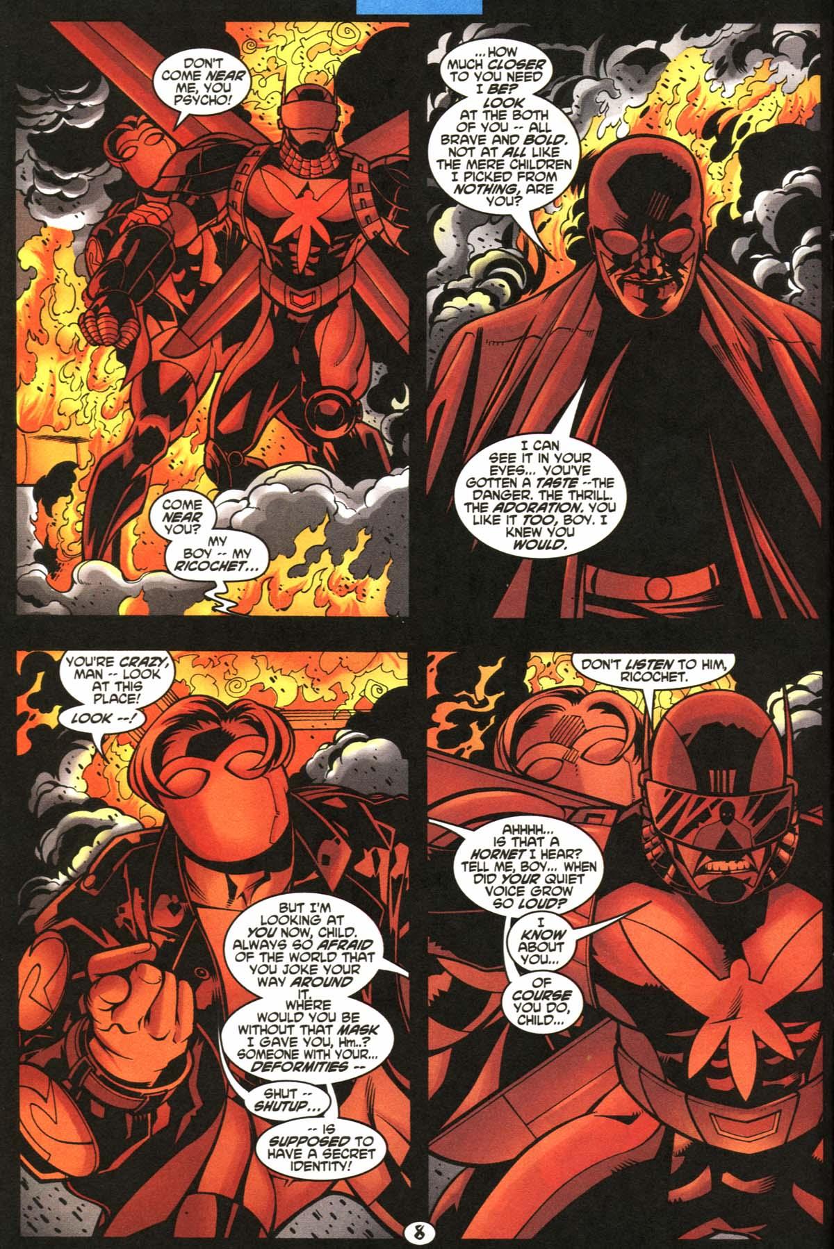 Read online Slingers comic -  Issue #5 - 9