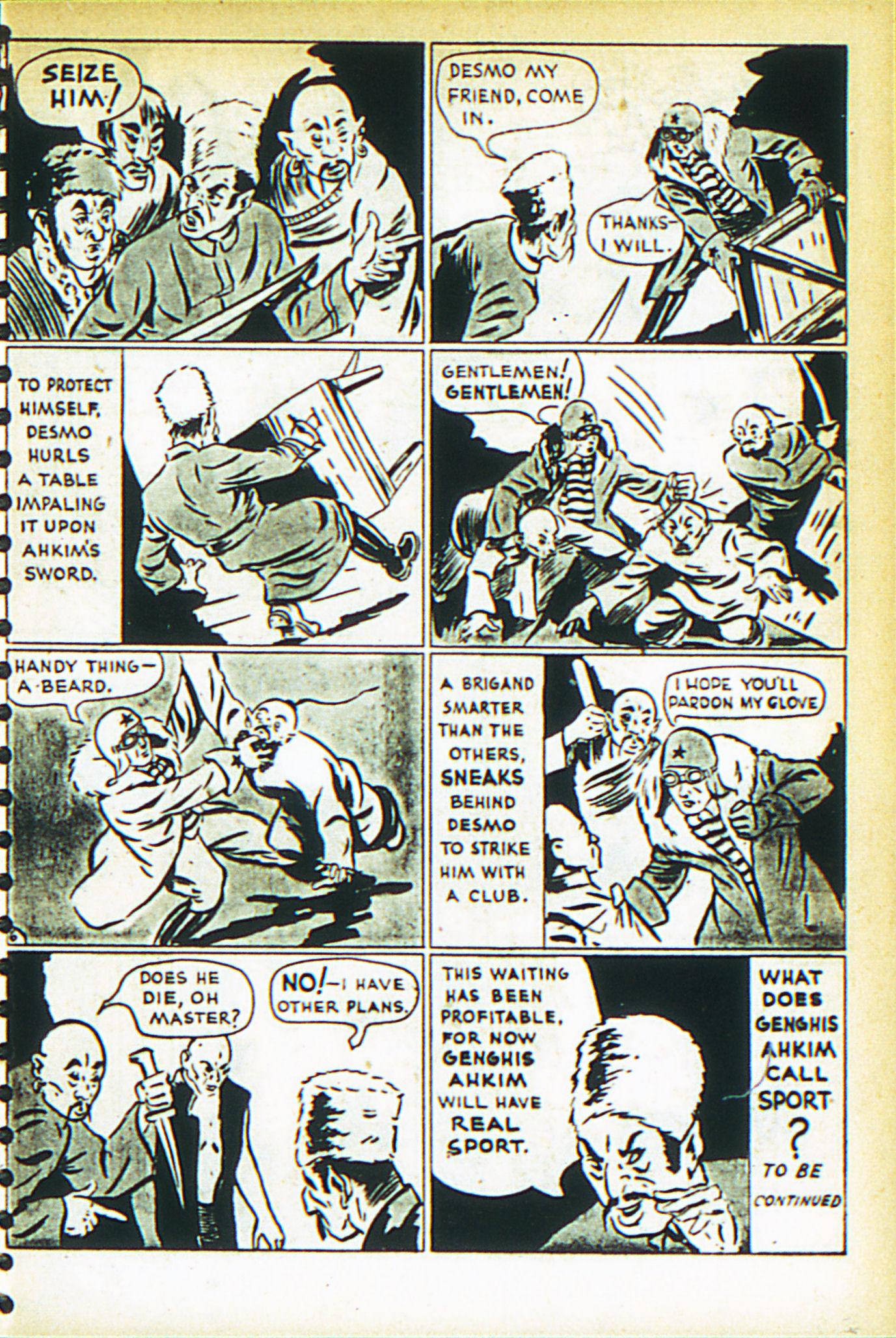 Read online Adventure Comics (1938) comic -  Issue #26 - 34