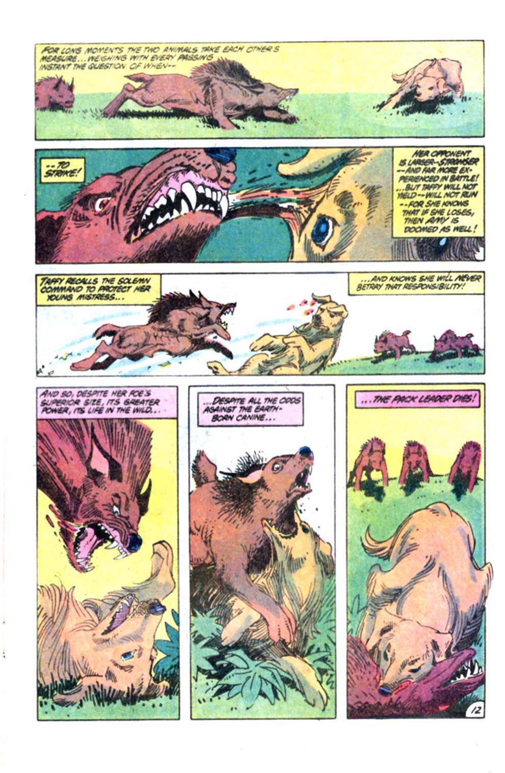 Read online Amethyst, Princess of Gemworld comic -  Issue #2 - 13