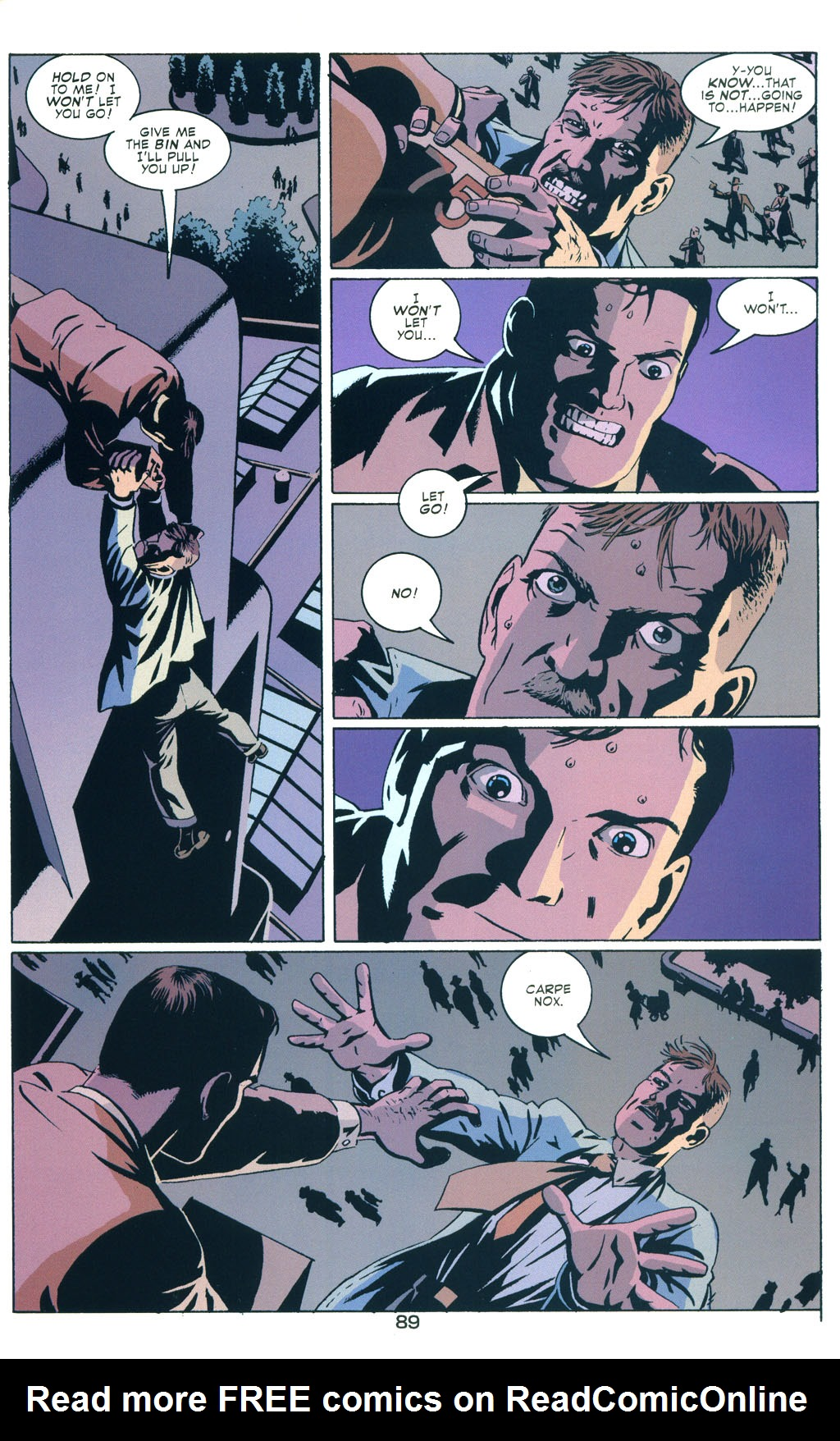 Read online Batman: Detective #27 comic -  Issue #27 TPB - 95