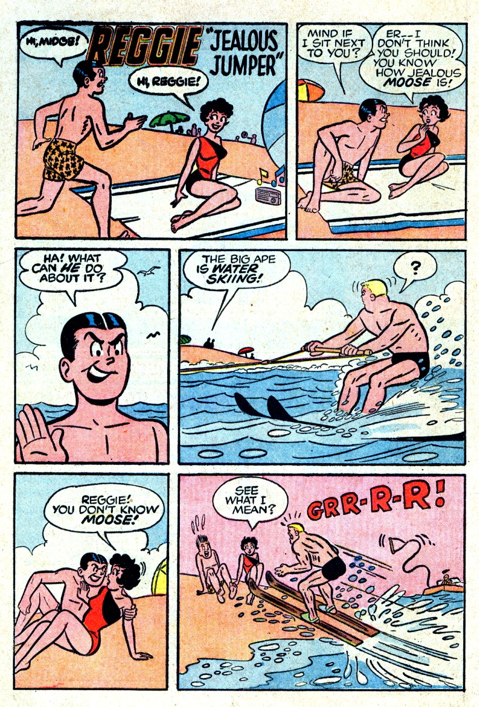 Read online Archie (1960) comic -  Issue #123 - 10