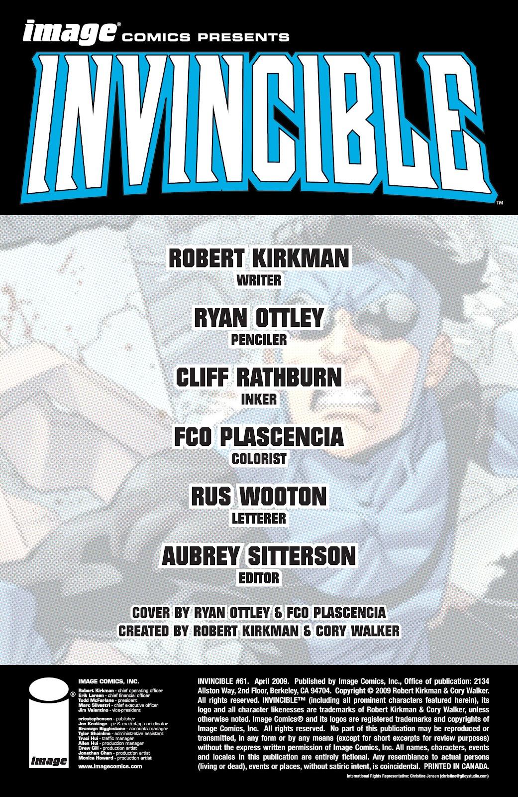 Invincible (2003) 61 Page 2