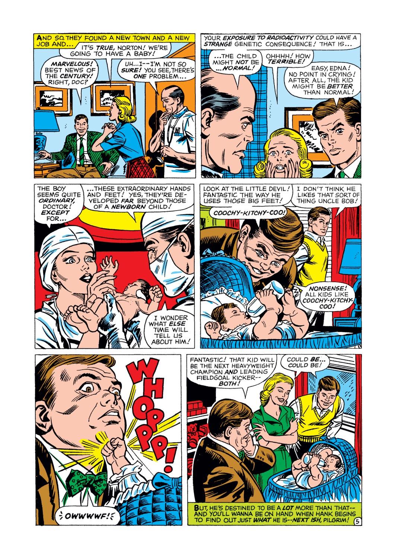 Read online Amazing Adventures (1970) comic -  Issue #17 - 8