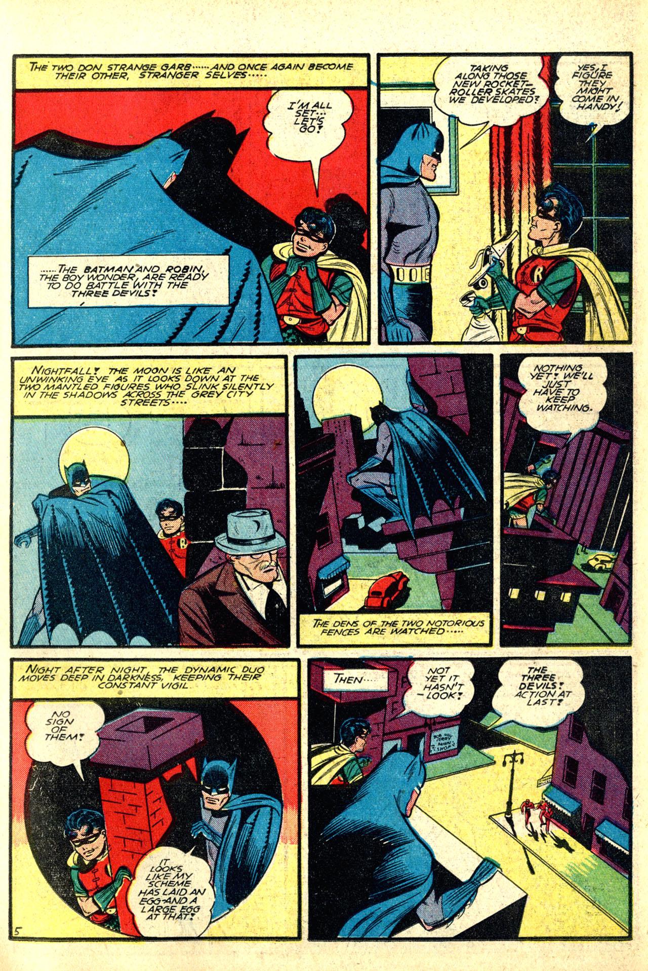 Read online Detective Comics (1937) comic -  Issue #50 - 7