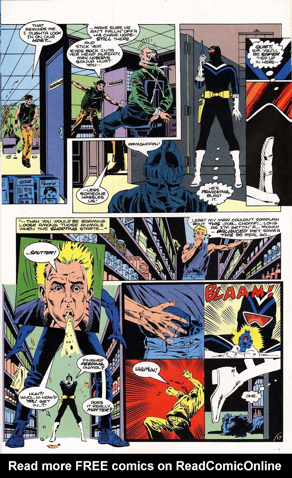 Vigilante (1983) issue 22 - Page 18