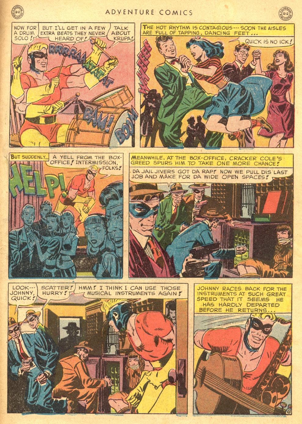 Read online Adventure Comics (1938) comic -  Issue #133 - 47