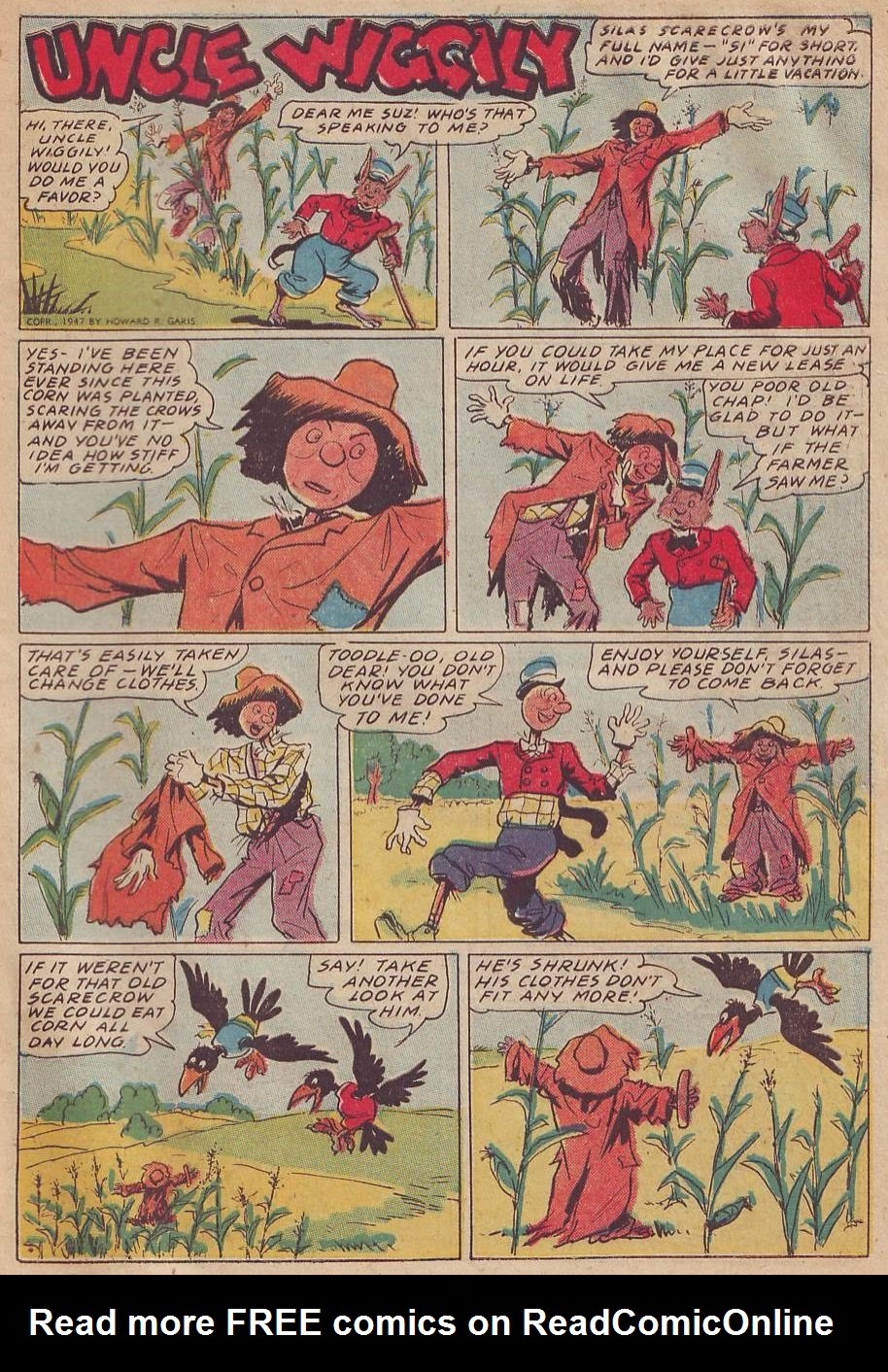 Read online Animal Comics comic -  Issue #28 - 43