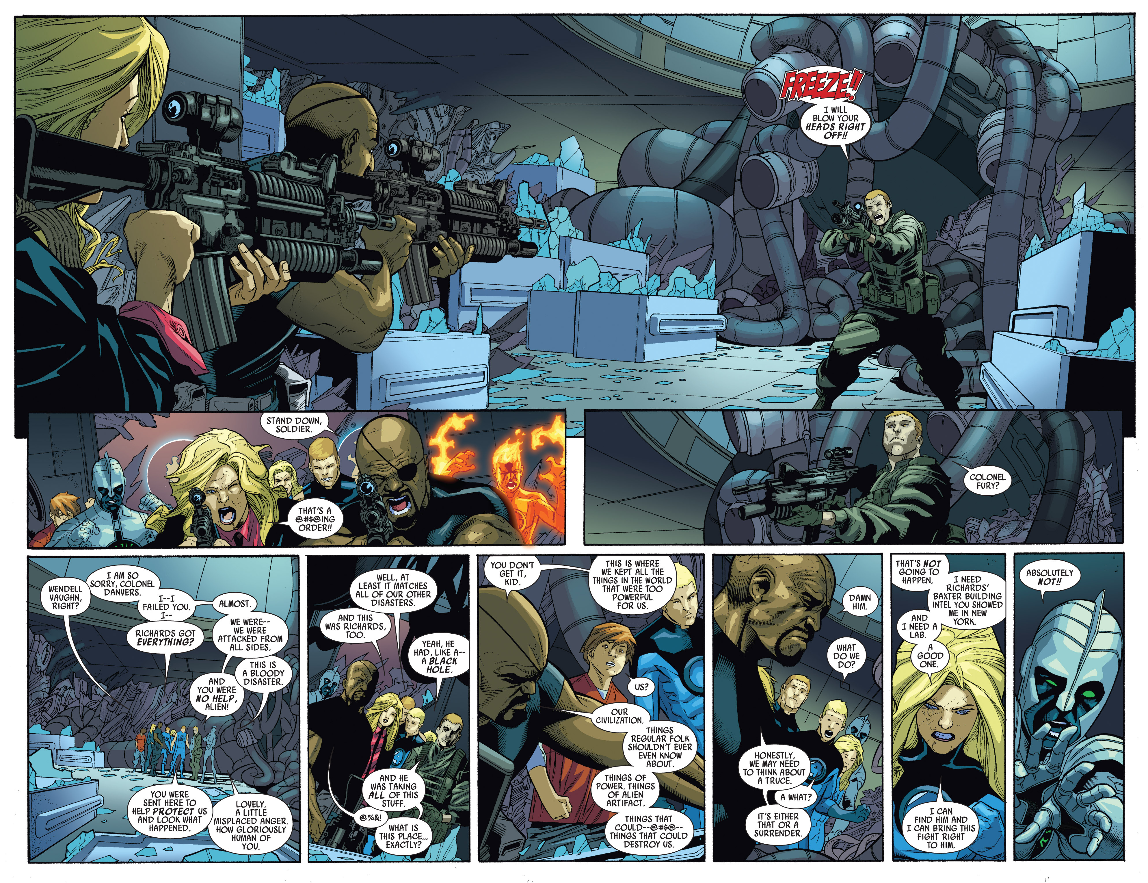 Read online Ultimate Comics Doomsday comic -  Issue # Full - 215