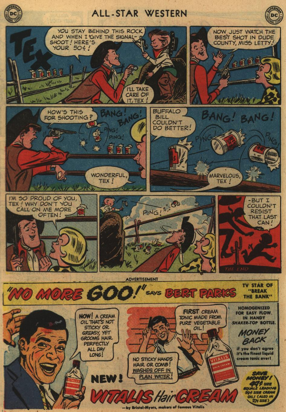 Read online All-Star Western (1951) comic -  Issue #60 - 14