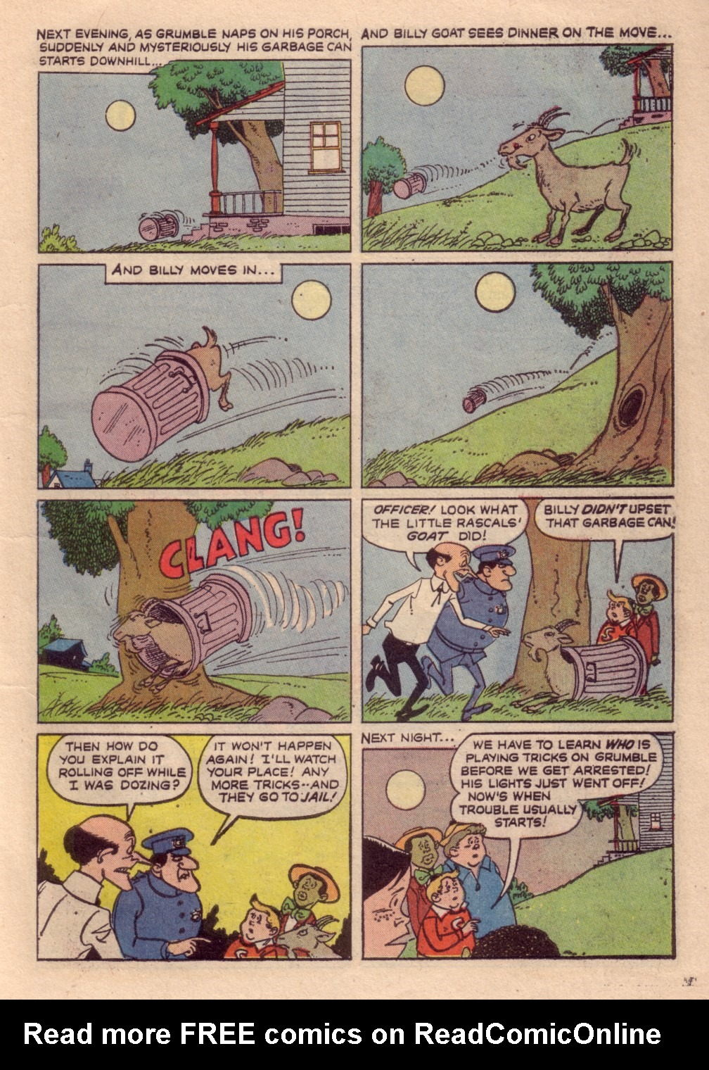 Four Color Comics issue 1174 - Page 31