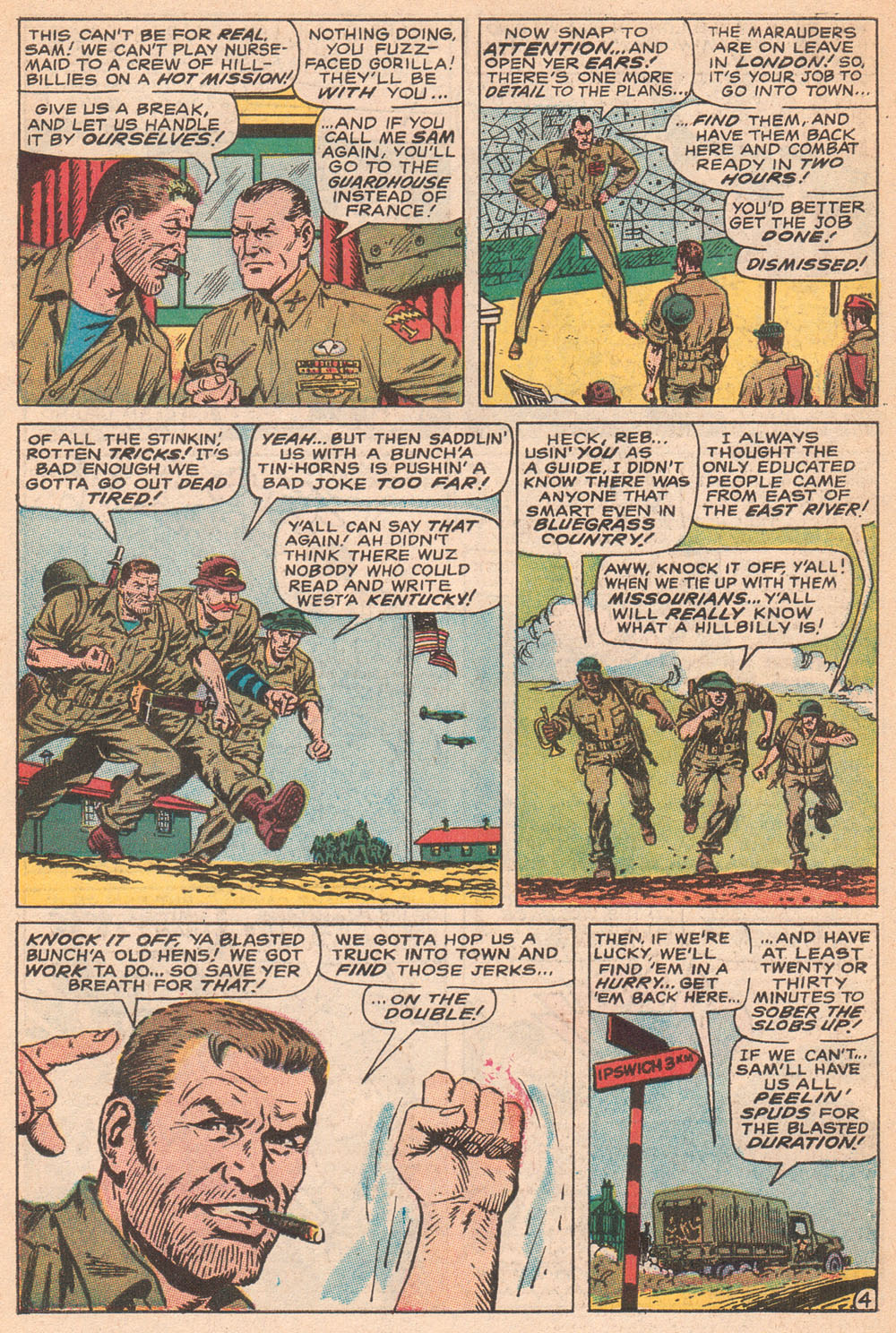 Read online Sgt. Fury comic -  Issue #70 - 7