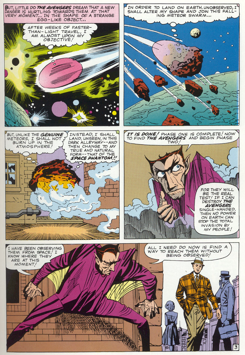 The Avengers (1963) 2 Page 3