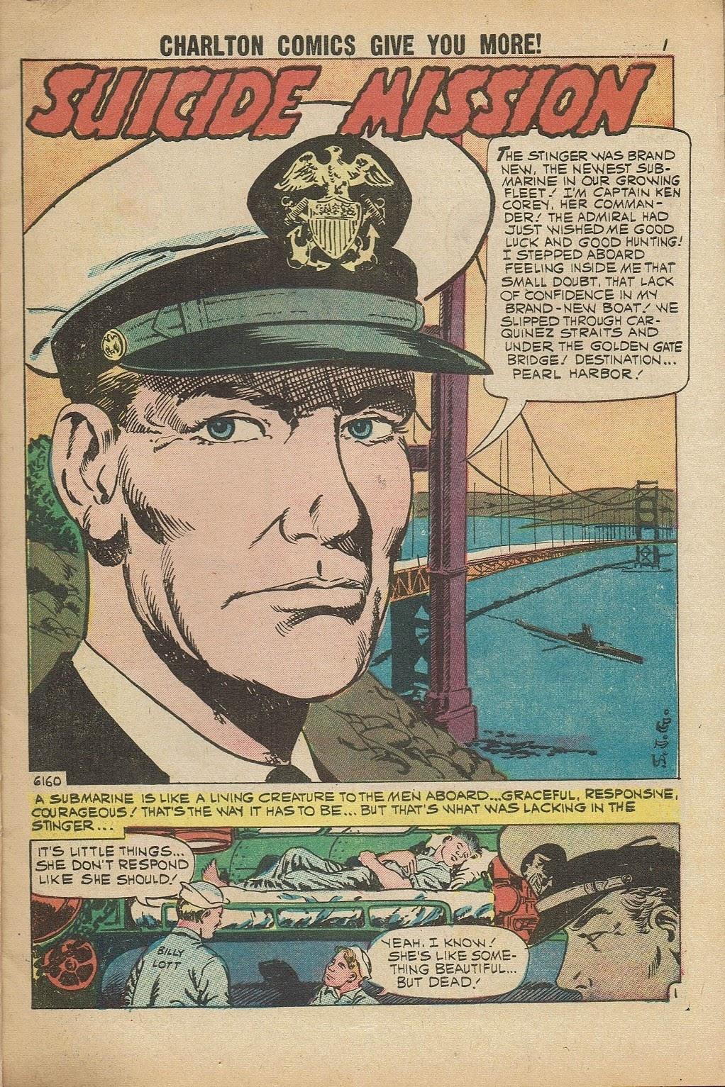Read online Fightin' Navy comic -  Issue #91 - 3