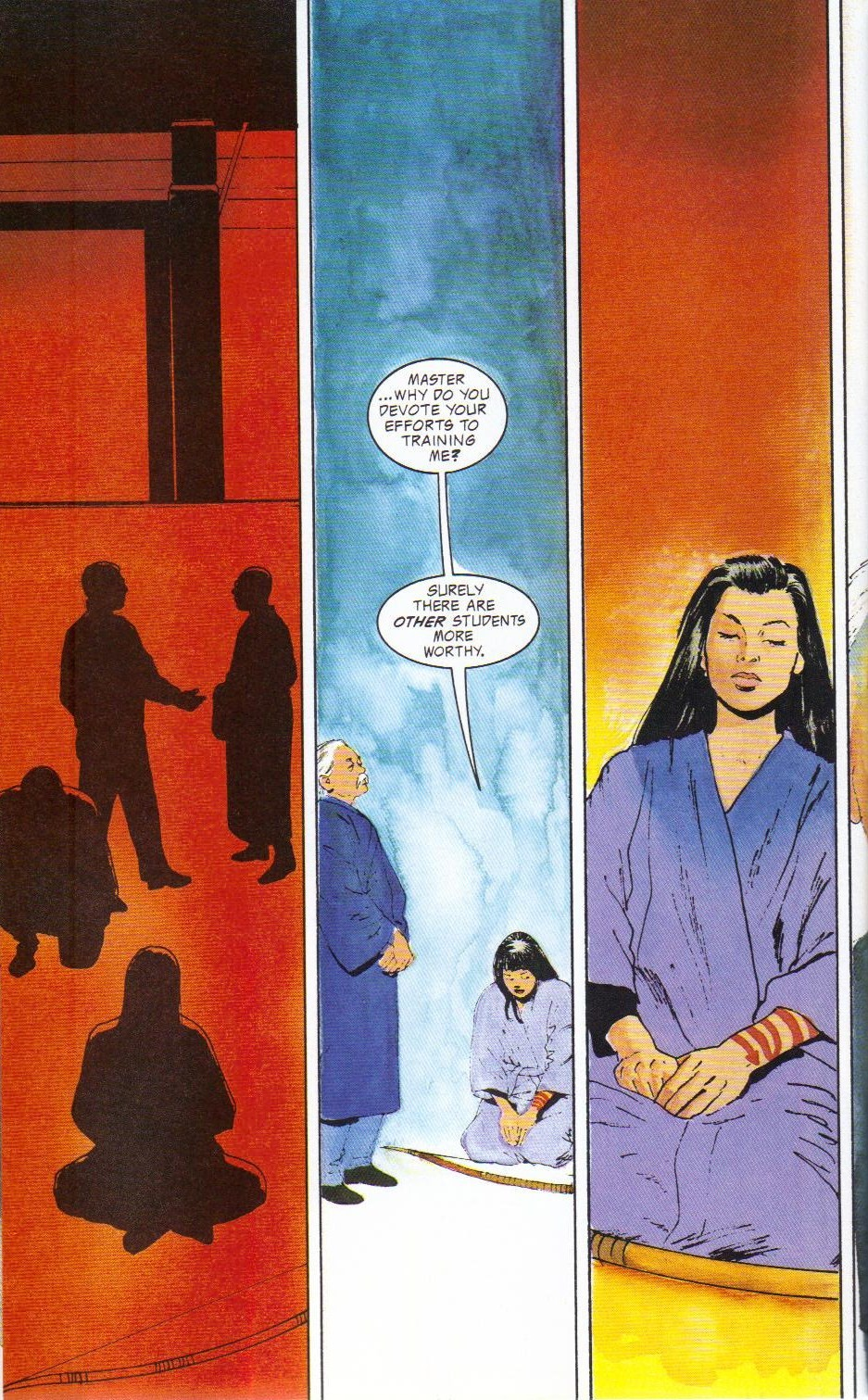 Read online Shado: Song of the Dragon comic -  Issue #2 - 12
