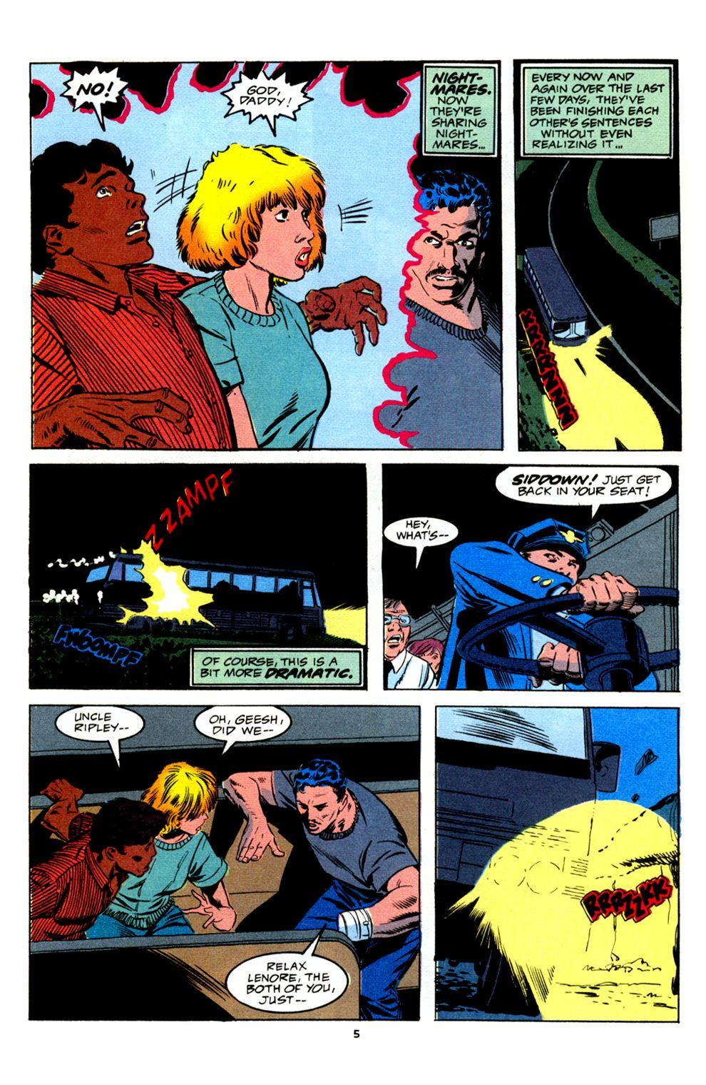 Read online Powerline comic -  Issue #2 - 7