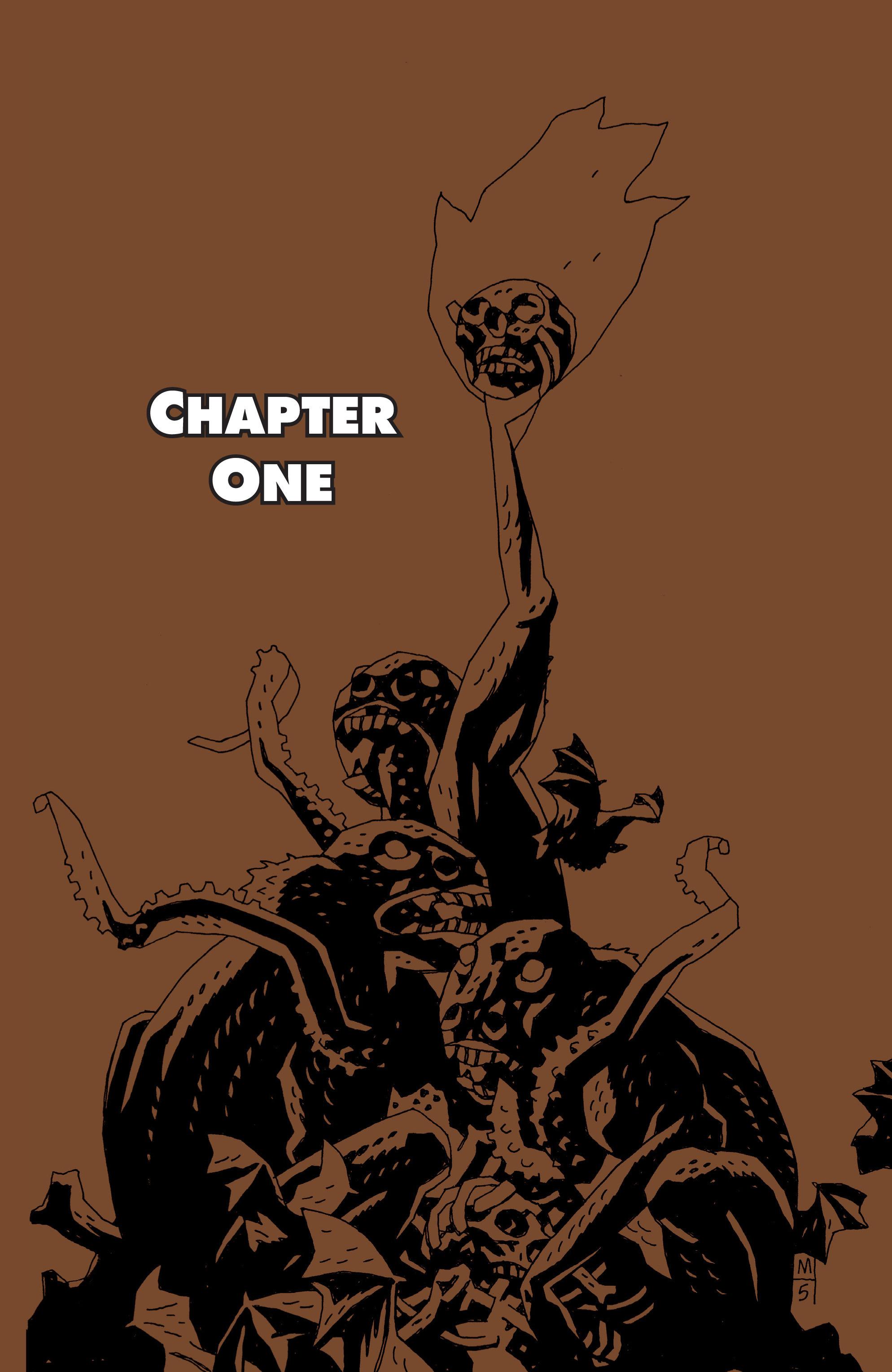 Read online B.P.R.D. (2003) comic -  Issue # TPB 5 - 6