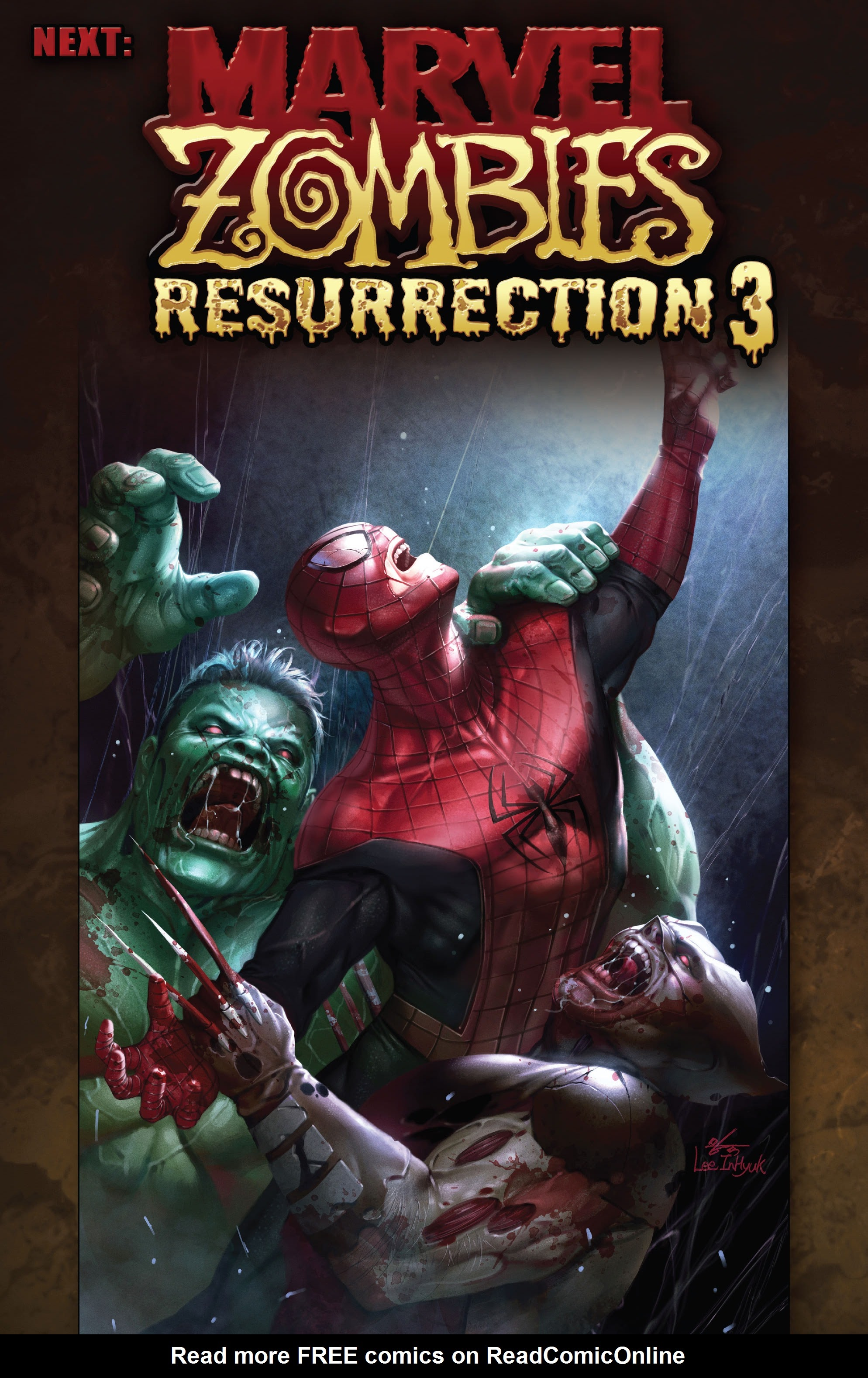 Marvel Zombies: Resurrection (2020) 2 Page 24
