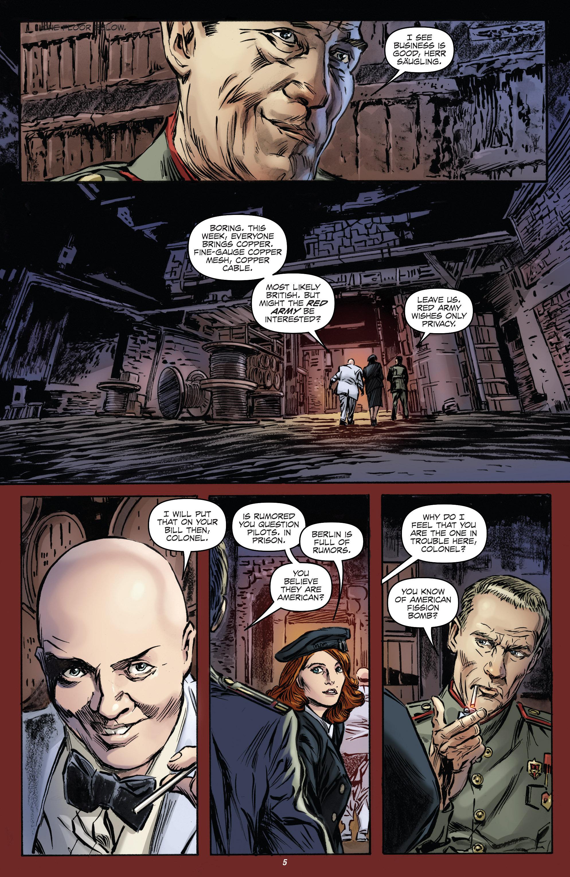 Read online Archangel (2016) comic -  Issue #3 - 6