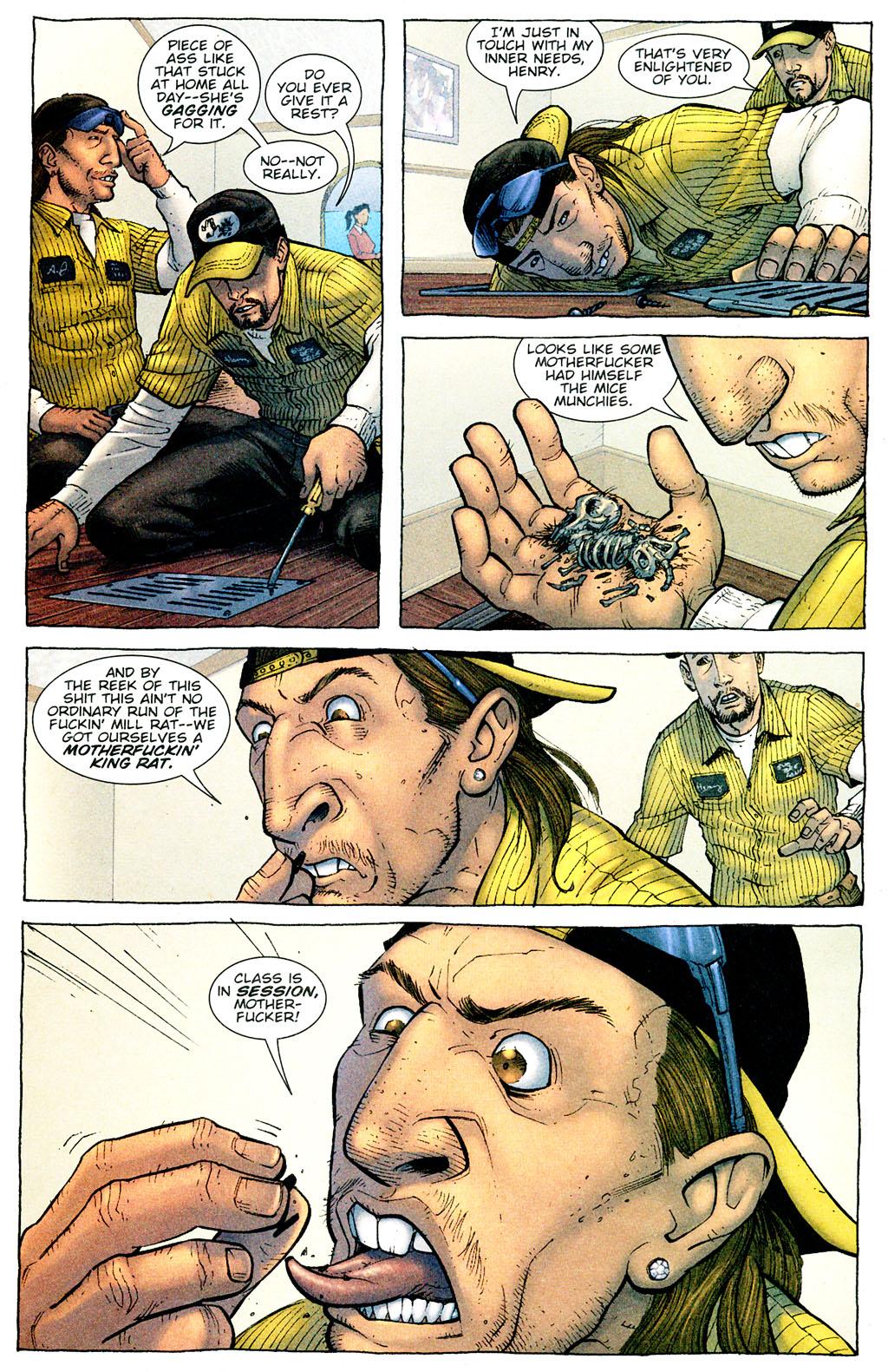 Read online The Exterminators comic -  Issue #1 - 11