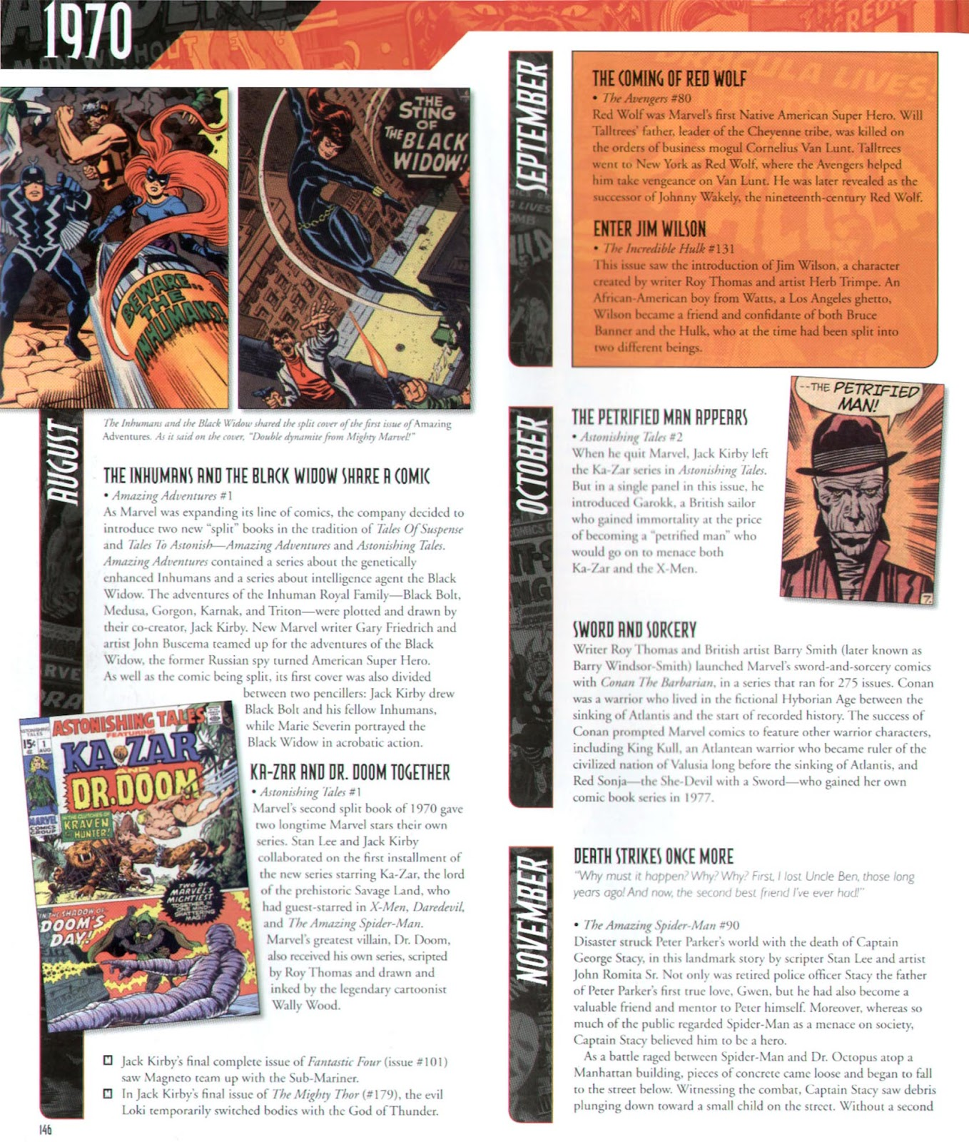 Read online Marvel Chronicle comic -  Issue # TPB (Part 2) - 40