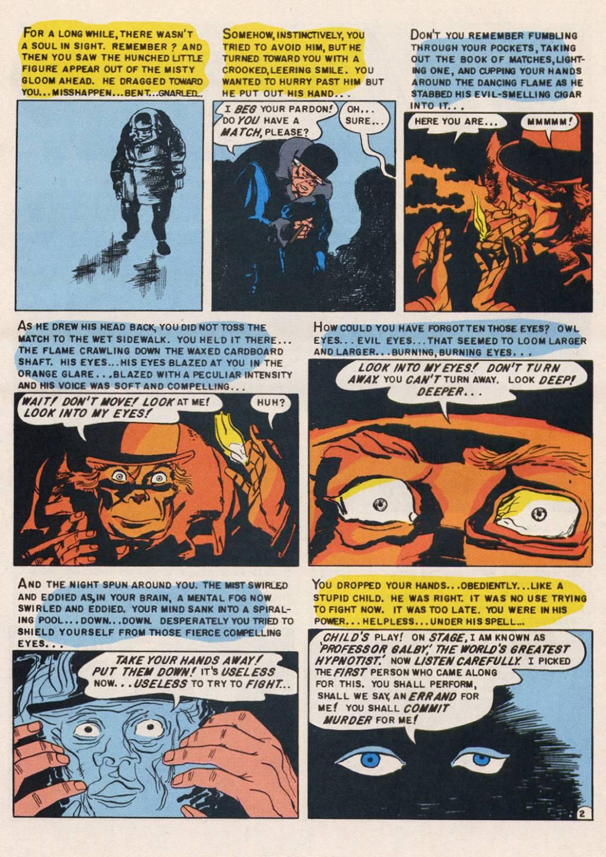 Read online Shock SuspenStories comic -  Issue #14 - 19